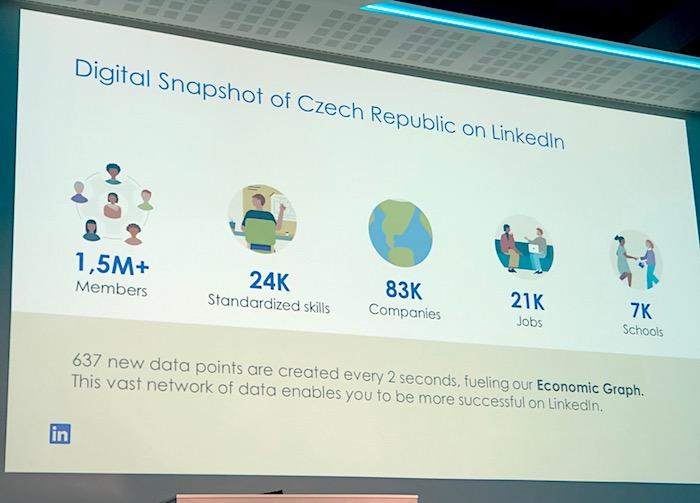 Zdroj: LinkedIn, foto: MediaGuru.cz