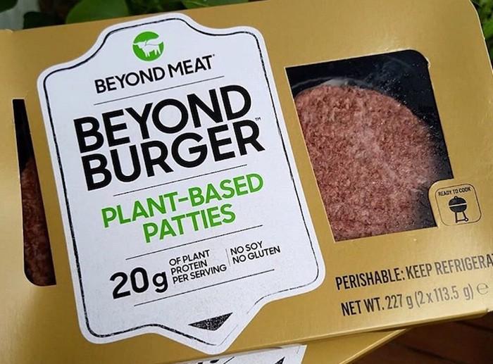 Zdroj: FB Beyond Meat