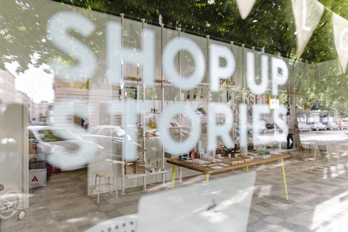 Na Vinohradech vyrostl nový obchod nabízející značky známé z designérských trhů, foto: Shop up Stories.