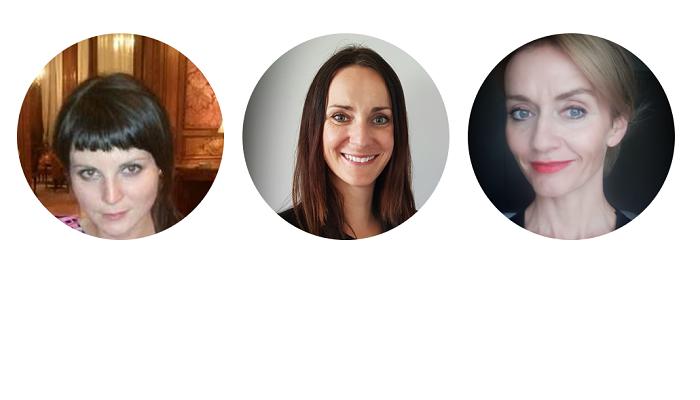 Nové manažerky společnosti Potten & Pannen– Staněk (zleva): Jitka Merlíková, Petra Kopecká a Sylva Faflíková, zdroj: LinkedIn & Potten & Pannen– Staněk