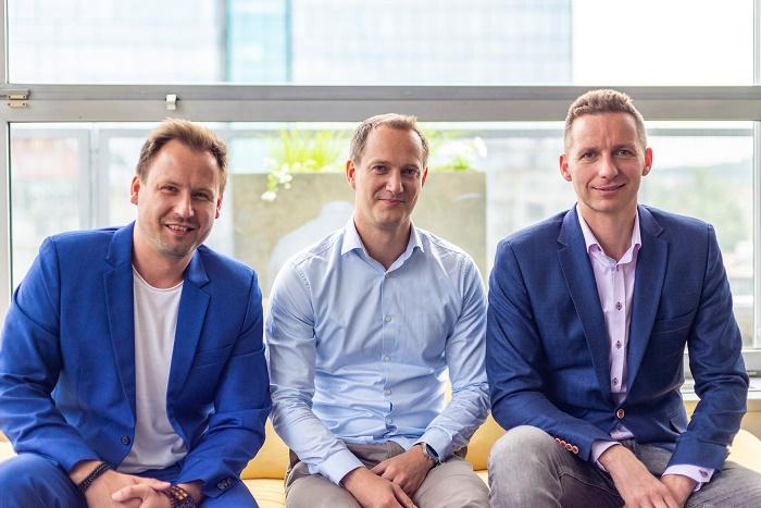Publicis Groupe zakládá novou značku Kindred.MSL (zleva): Tomáš Vozáb, Martin Ježek a Tomáš Varga, zdroj: Publicis