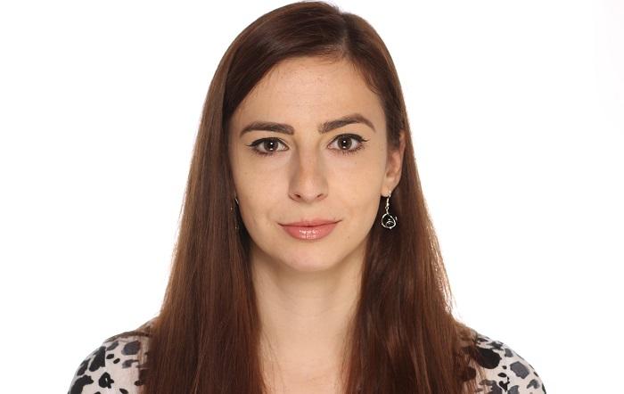 Ivana Milenkovičová, foto: Khalil Baalbaki, Český rozhlas