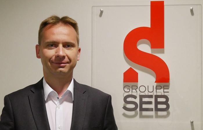 Roman Vilkus, zdroj: Groupe SEB