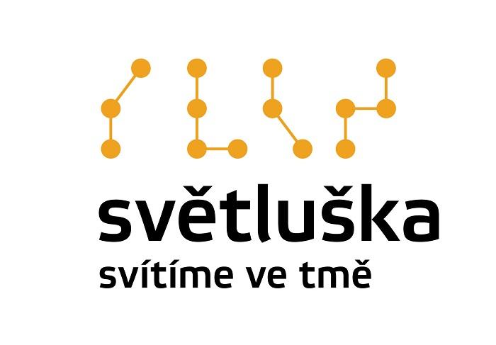 Nové logo Světlušky, zdroj: Nadační fond ČRo