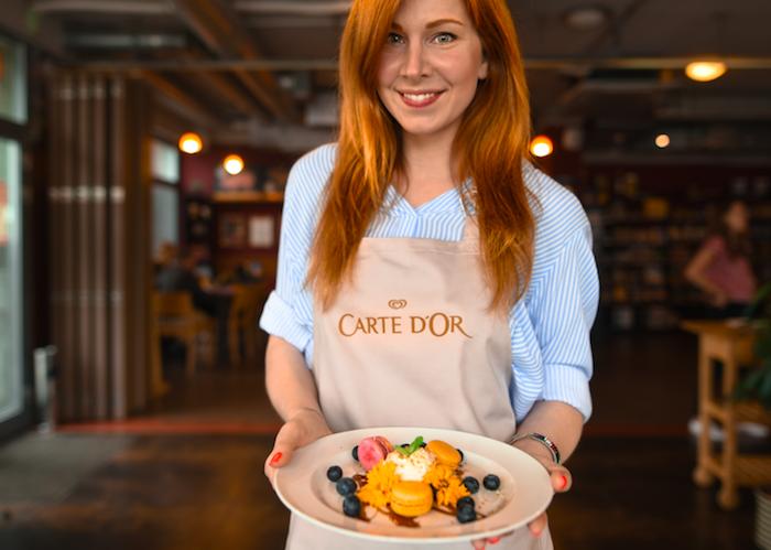 Značka Carte d'Or učila influencery dělat ze zmrzlin dezerty, zdroj: World of Online.