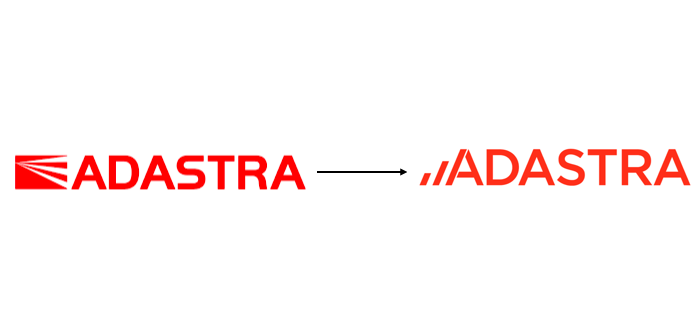 Adastra mění logo, zdroj: Adastra.