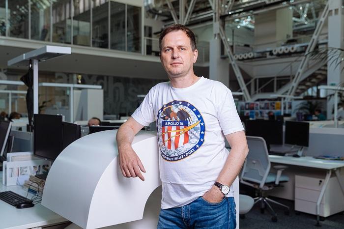 Josef Greš, foto: Economia
