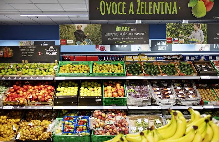 O avokádo mají zákazníci velký zájem, podobně jako v Penny Marketu je pro všechny řetězce nutností mít ho v nabídce, v Globusu, Lidlu nebo Albertu nabízejí i bio variantu. Zdroj: Penny Market
