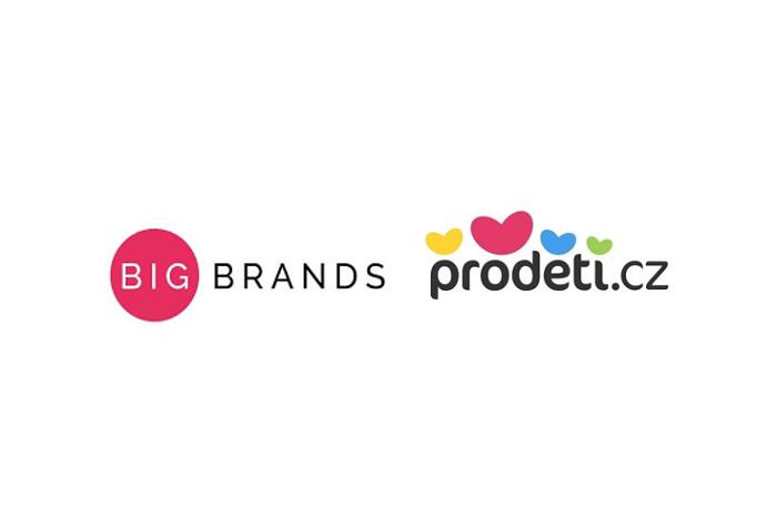 Pod Mall.cz se stěhují značky Proděti.cz a Bigbrands, zdroj: Mall Group.