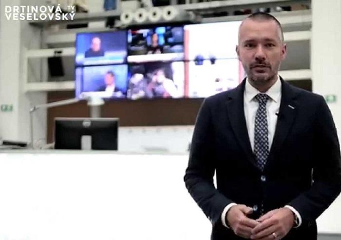 Martin Veselovský, foto: DVTV
