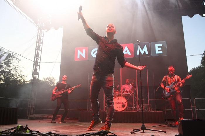 Další hudební doprovod obstarala skupina No Name, foto: FTV Prima