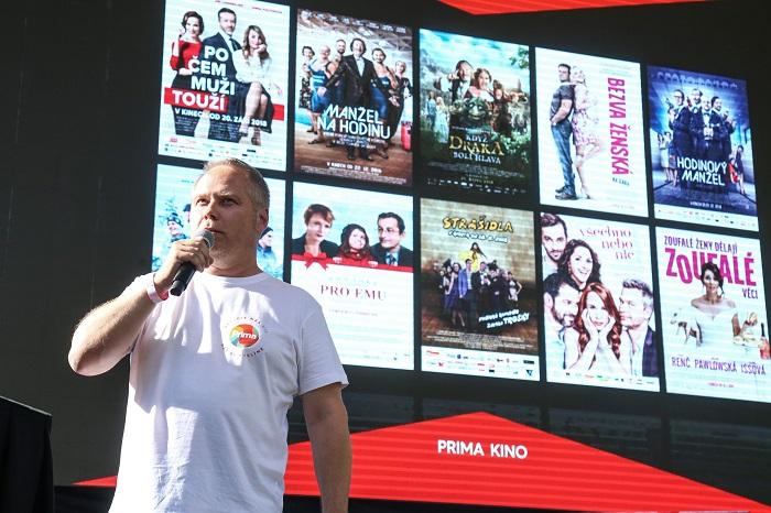 Program tematických kanálů přiblížil programový ředitel Roman Mrázek, foto: FTV Prima