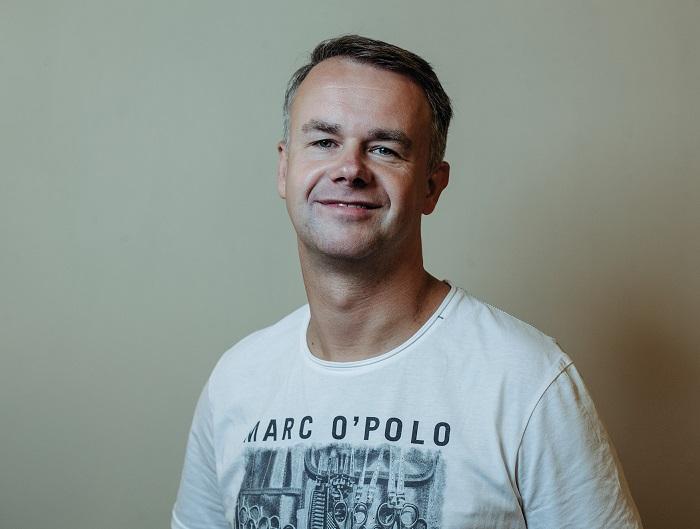 David Petřík, jeden ze spolumajitelů gastronomické aliance Together, zdroj: Together