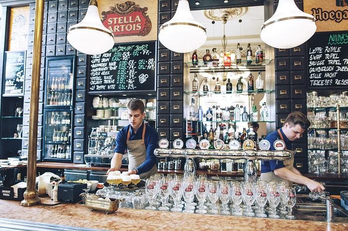 Restaurace Bruxx na pražských Vinohradech, zdroj: Together