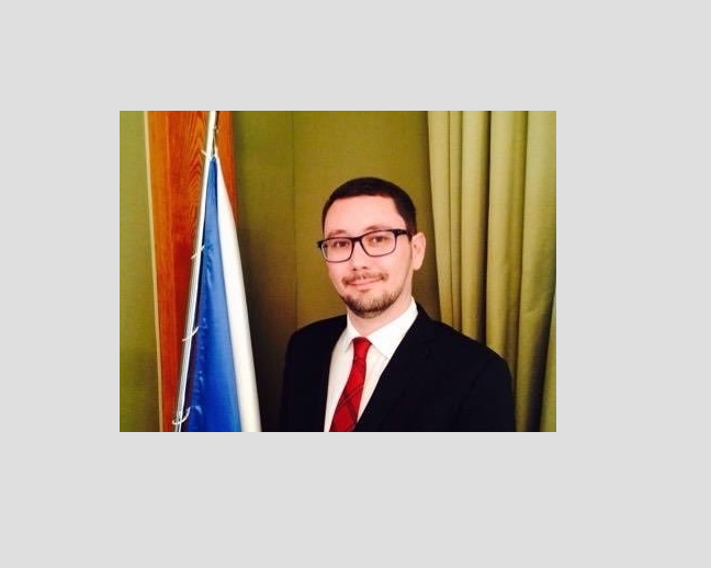 Jiří Ovčáček, zdroj: twitterový účet J. Ovčáčka
