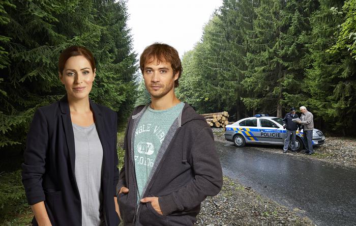 Policie Modrava III, foto: TV Nova