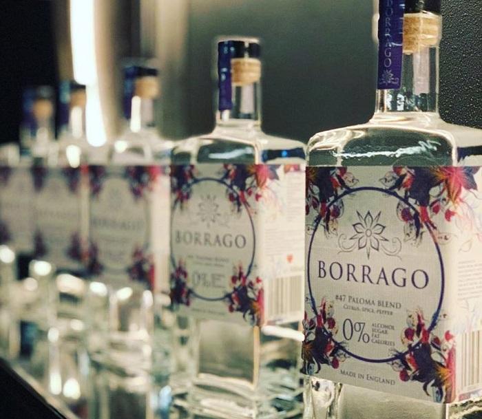 Britskou značku Borrago k nám dováží firma Vikeza Gastro, zdroj: FB Borrago CZ.