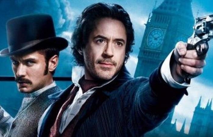 Sherlock Holmes, zdroj: TV Nova