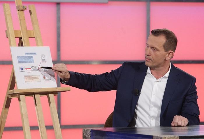 Kauzy Jaromíra Soukupa, foto: TV Barrandov