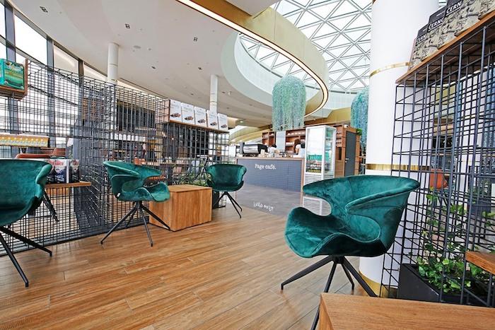 Page Café, zdroj: FB Knihkupectví Luxor
