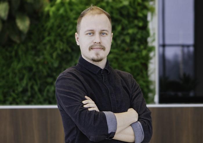 Juraj Holub, foto: Slido