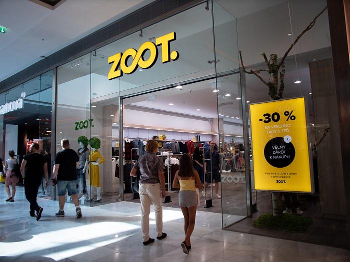 ZOOT otevírá první prodejnu na Černém Mostě, foto: ZOOT.