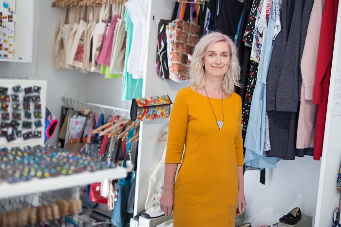Monika Koťarová, ředitelka obchodů Cvrk, zdroj: Cvrk design
