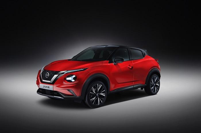 Nový Nissan Juke, zdroj: Nissan