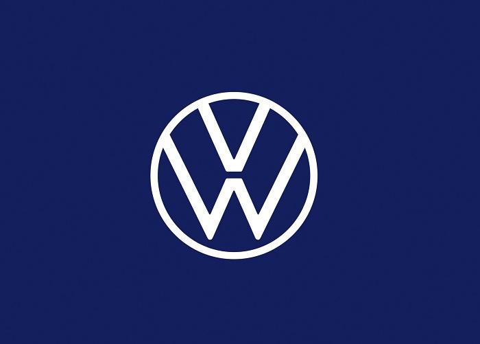 Nové logo automobilové značky Volkswagen, zdroj: Volkswagen