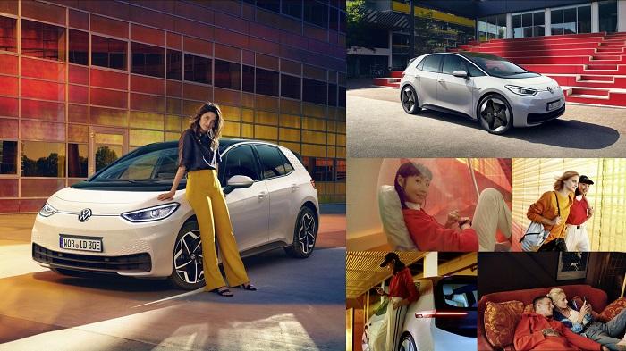 V komunikaci budou hrát větší roli lidé než dokonalé záběry aut, zdroj: Volkswagen.