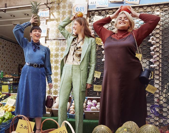 Z podzimní kampaně Zalanda, zdroj: Zalando
