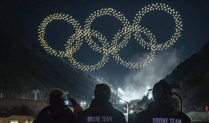 Intel na Olympiádě v Číně 2018, zdroj: Youtube Intel