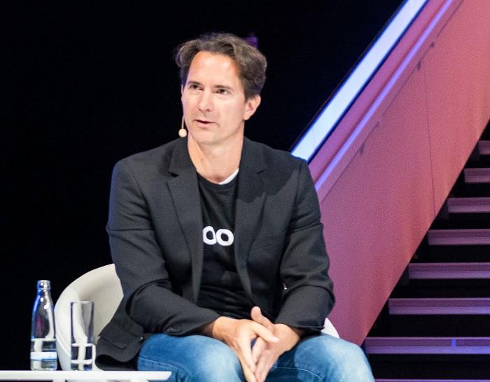 Bernd Fauser, ředitel Google Ads Platforms, zdroj: DMEXCO 2019