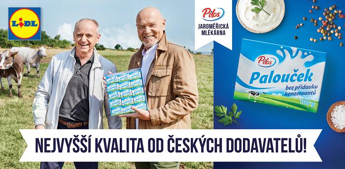 Dodavatel Javořická mlékárna