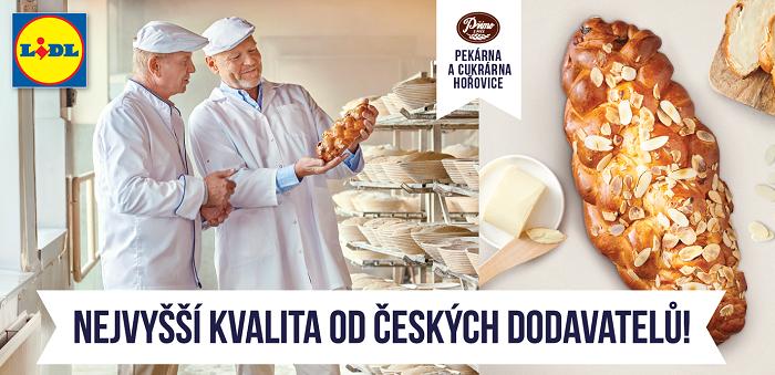 Dodavatel Pekárna a cukrárna Hořovice