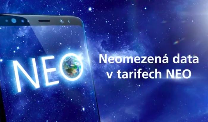 O2 uvádí kampaní nové tarify Neo, zdroj: repro YT O2 CZ.