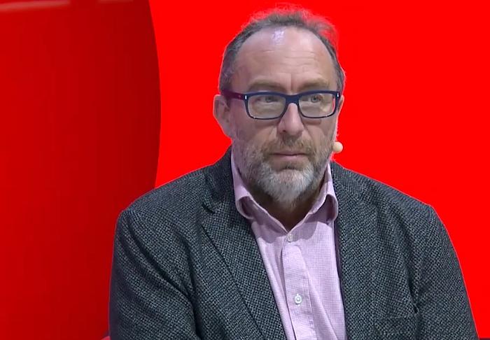 Jimmy Wales, zdroj: repro YT DMEXCO