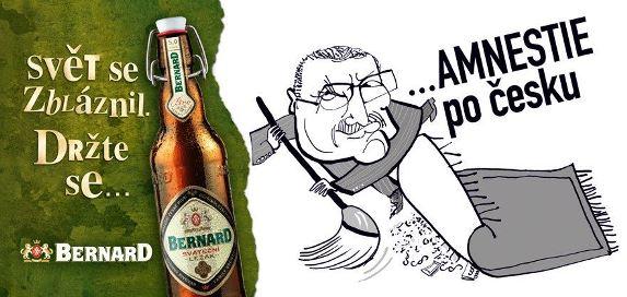 Bernard - Amnestie po česku