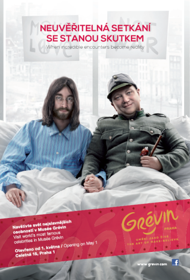 Grevin_SvejkLennon