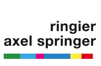 Stávající logo Ringier Axel Springer CZ
