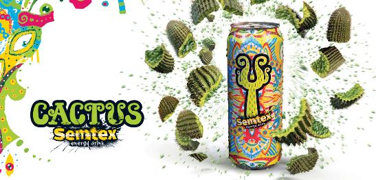 Semtex Cactus OOH