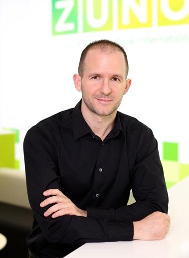 Vladimír Michna - PR manažer online banky Zuno pro ČR a Slovensko