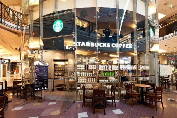 Starbucks Palladium 1