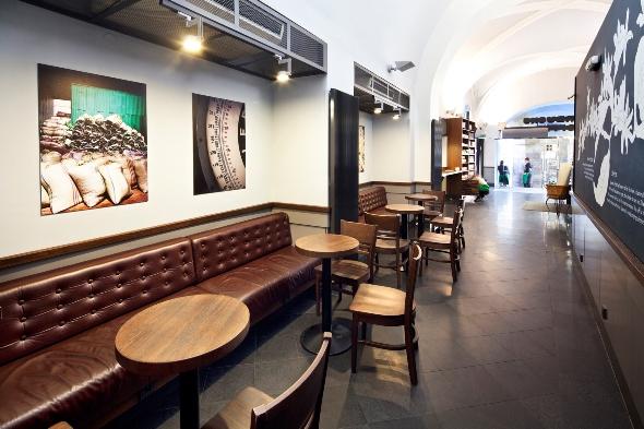 Starbucks Staroměstské nám. 4