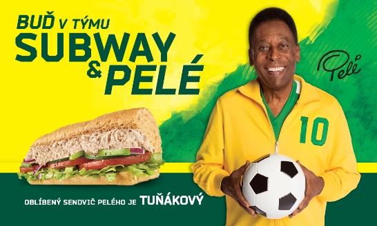 Subway PELE 2