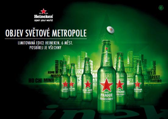 Heineken Cities