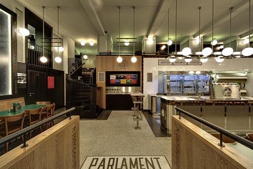 Restaurace Vinohradský Parlament