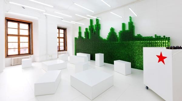 Heineken v Domě U Minuty