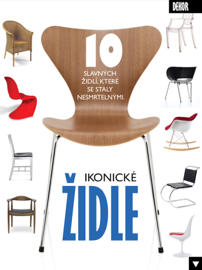 DotykStylBydleni_Zidle