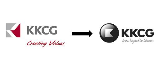 Změna loga skupiny KKCG